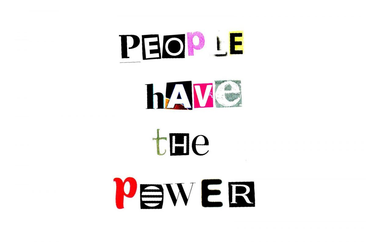People Have the Power, Youth Have the Power